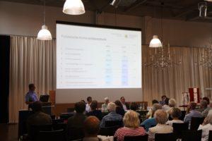 Veranstaltung zur Kriminalprävention in der Johannstadt am 5.9.2016 (Foto: JohannStadthalle)