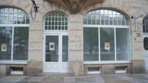 Seit Anfang der 90er war das Reisebüro am Bönischplatz ansässig. Foto: Philine Schlick