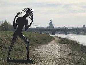 Blick auf die Elbe. Foto: Anja Hilgert (Archiv)