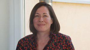 Sonja Hannemann ist die Schulleiterin des neuen Gymnasium Johannstadt. Foto: Philine Schlick