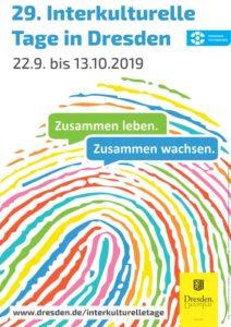 Plakat der 29. Interkulturellen Tage. Foto: PR