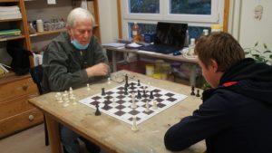 Eine wichtige Kompetenz: Verlieren-Können und Nicht-Aufgeben. Foto: Philine Schlick