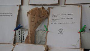 Maskottchen Theo Retisch. Foto: Philine Schlick