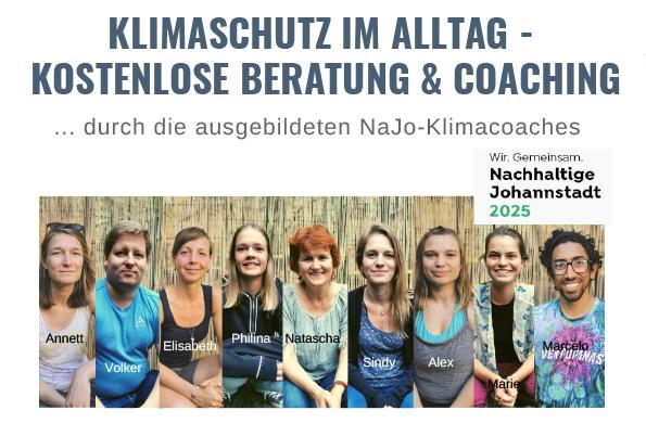 Die Johannstädter Klimacoaches
