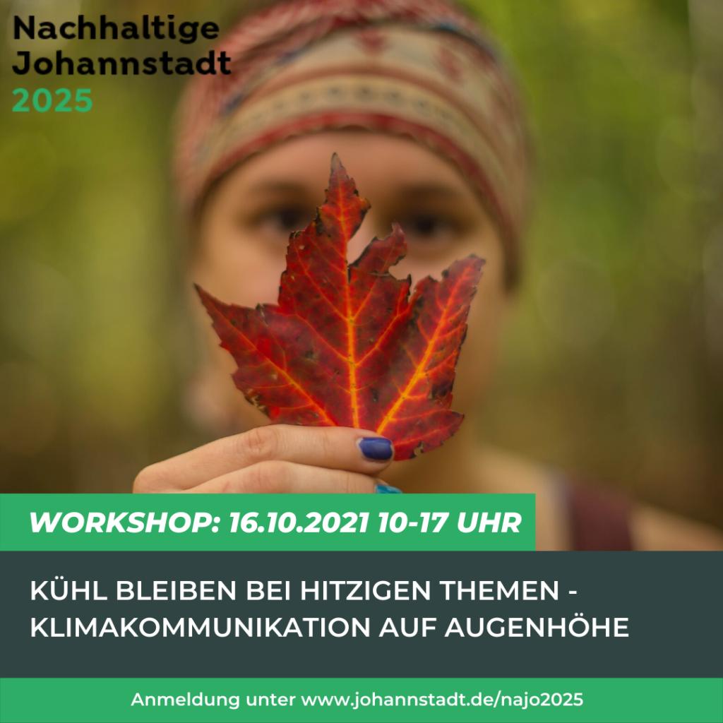 NaJo Workshop Klimakommunikation
